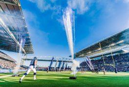 Toronto Argonauts Season Opener