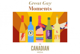Great Gay Moments in Canadian Film, TV and Digital