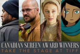 Canadian Screen Award Winners Take the Stage at TIFF