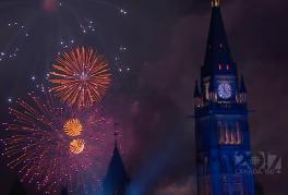 Canada Day 150! From Coast to Coast to Coast