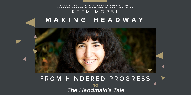 Making Headway: From Hindered Progress to The Handmaid's Tale