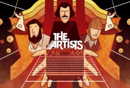 The Artists: The Pioneers Behind the Pixels