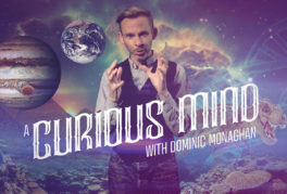 A Curious Mind with Dominic Monaghan