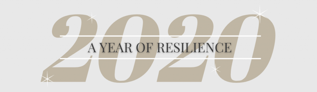 A Year of Resilience