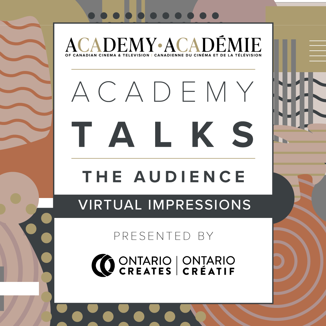 Academy Talks: The Audience | Virtual Impressions