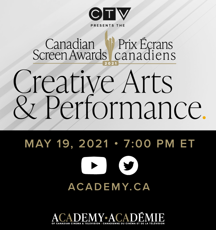 CTV presents the Canadian Screen Awards - Creative Arts & Performance