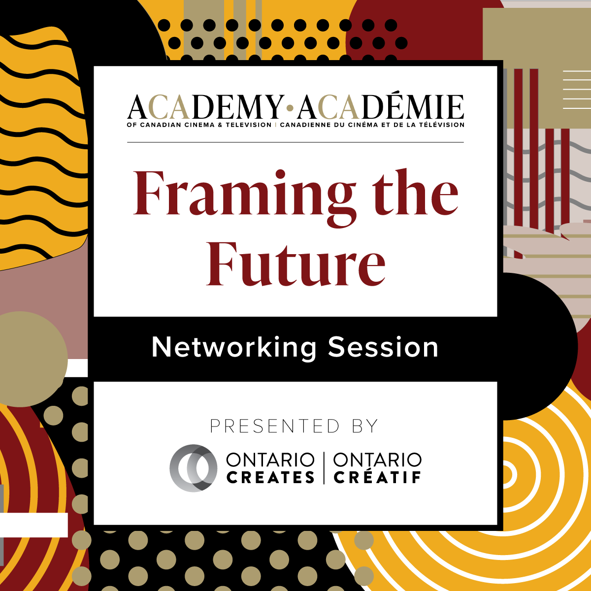 Framing the Future | Networking Session