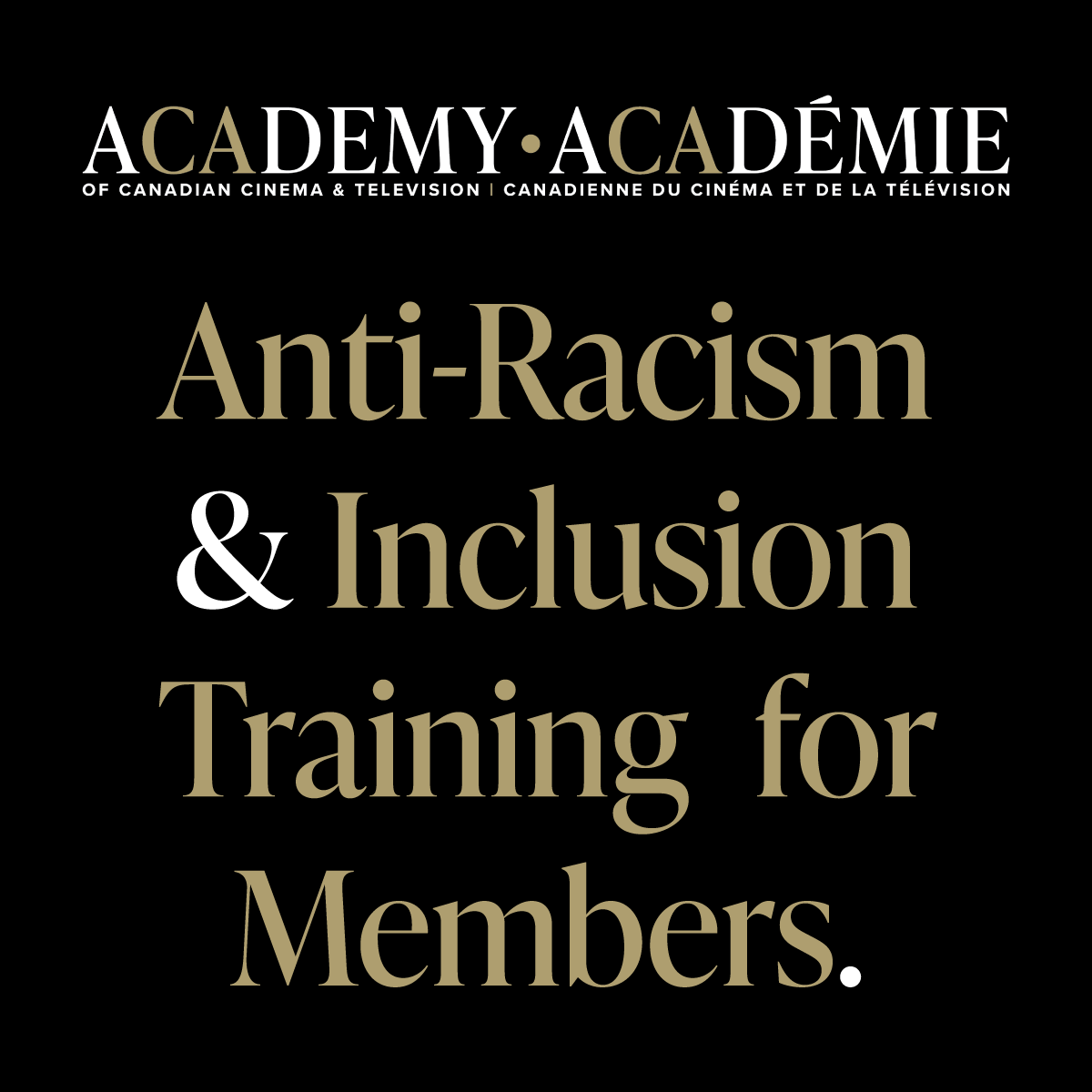 Anti-Racism Training for Members: Session 2 - Introduction to Active Allyship